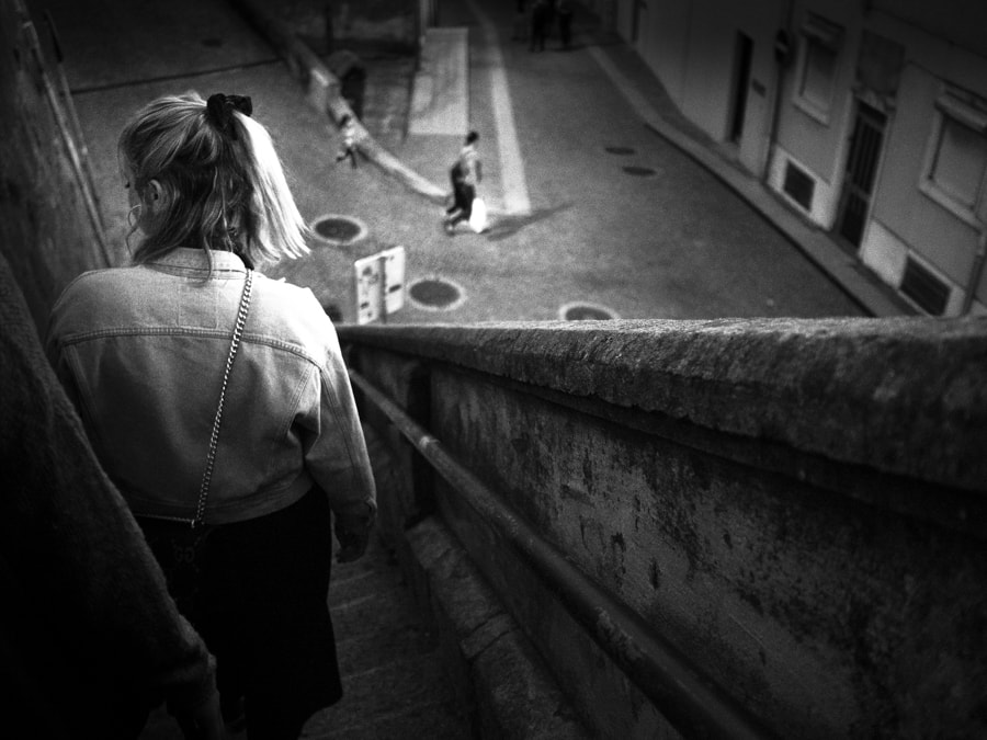 black and white stories - Street Photography - Eduard Maiterth