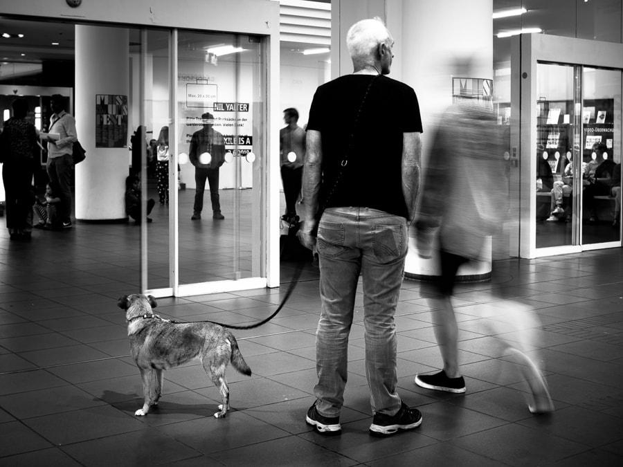 black and white stories - Street Photography - Eduard Maiterth